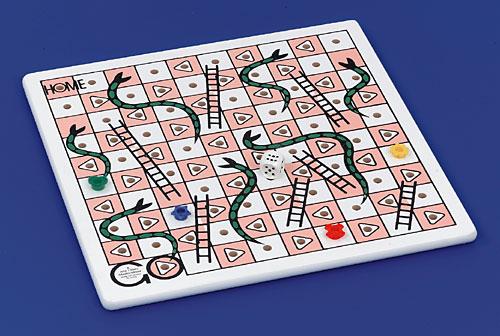 Kígyók és létrák társasjáték GB75